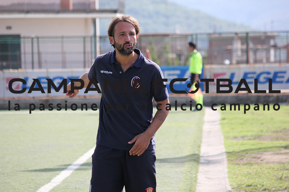 Francesco Sgambati nuovo allenatore del Paolisi