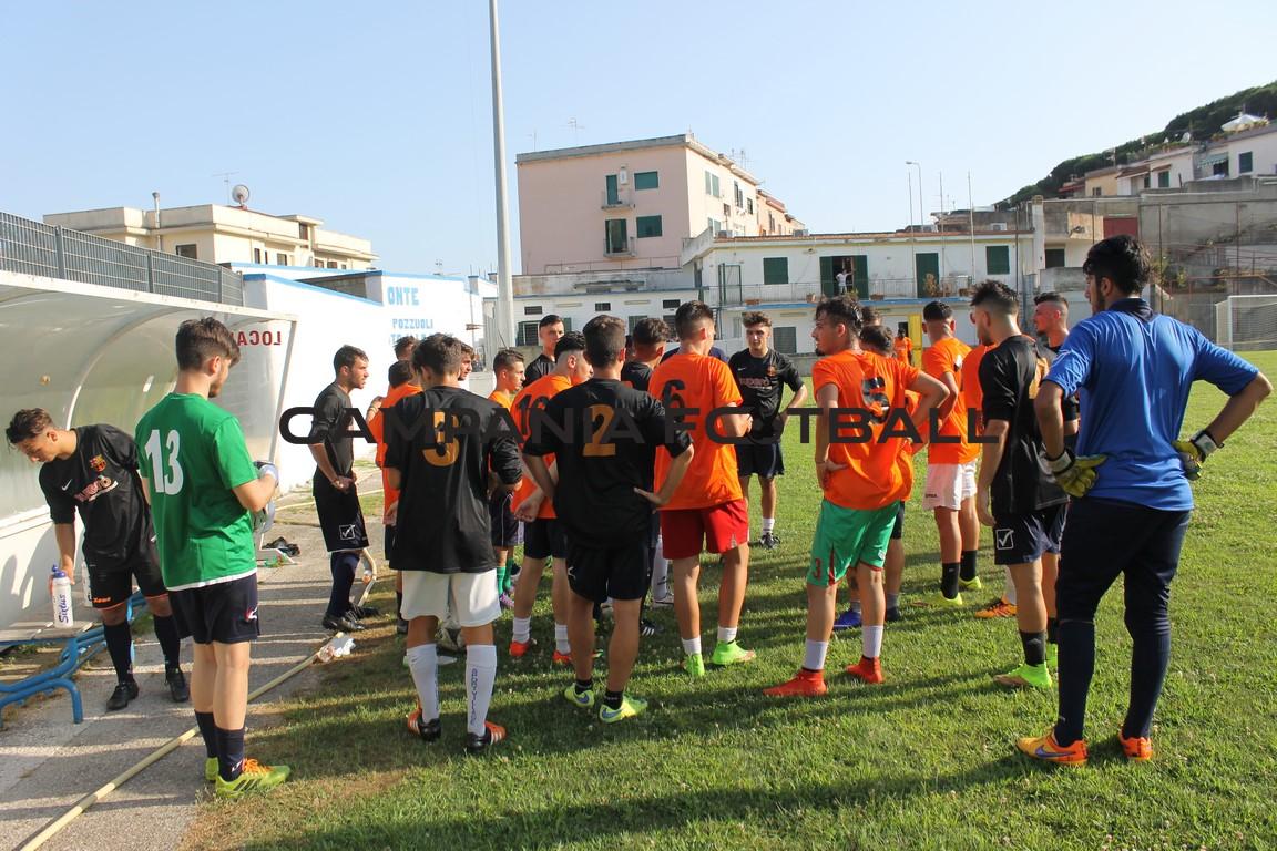 2016/2017: primo stage calciatori under Puteolana 1902, la fotogallery