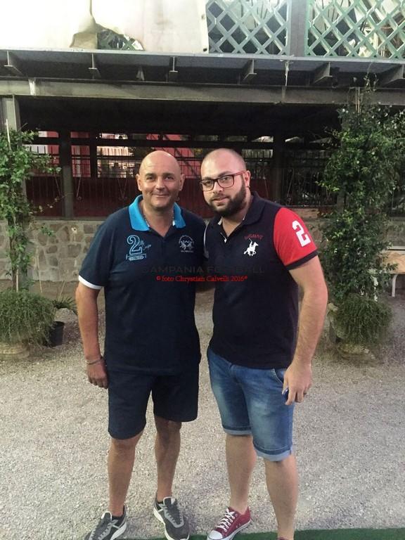 Non solo calciatori in casa Sangiovannese: arriva Ciro D'Agostino