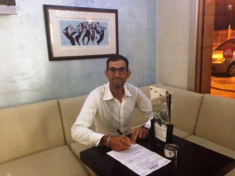 Colpo Battipagliese, firma Lauro