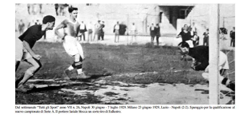 """Quando il Napoli si """"trasformò"""" in Puteolana"""