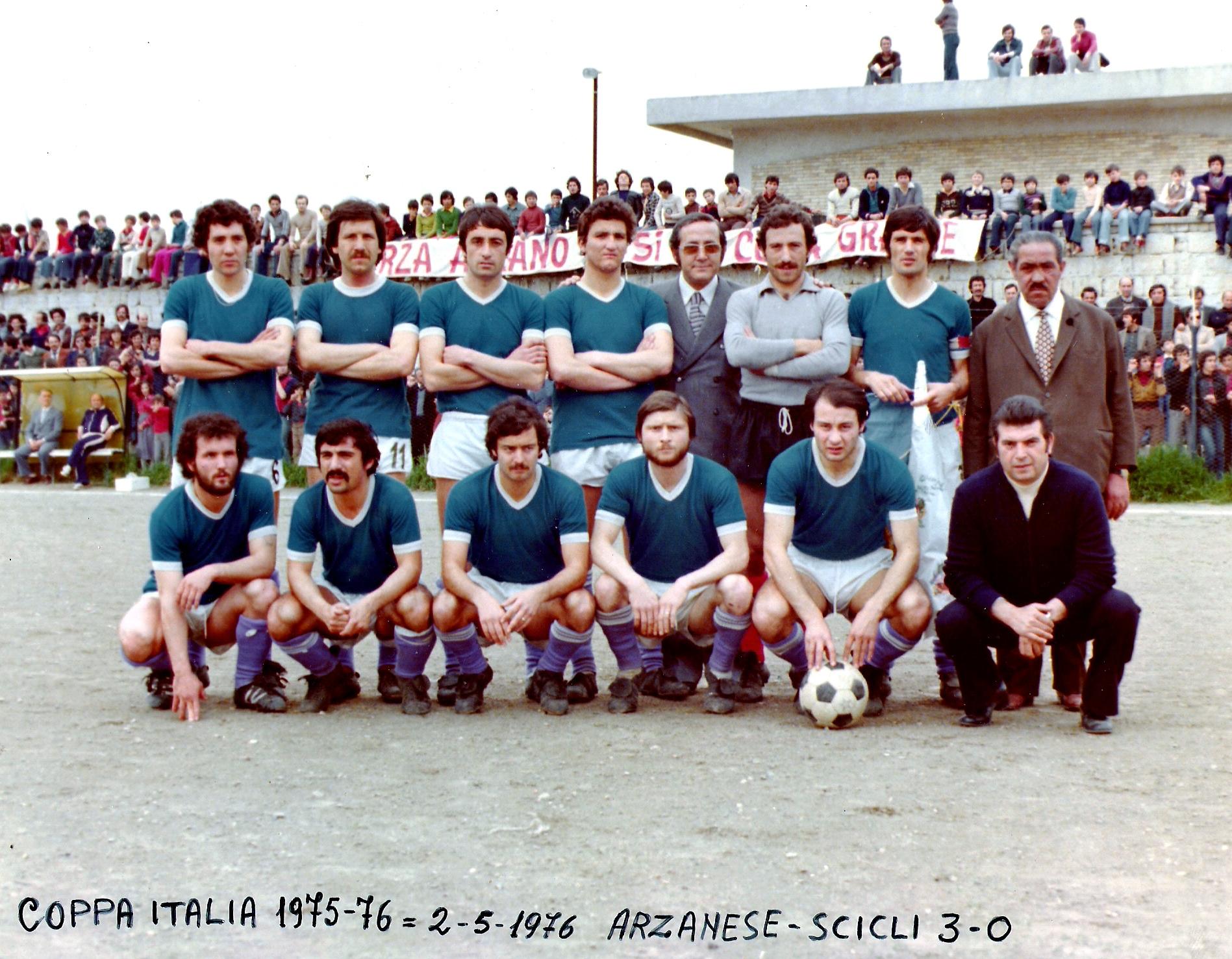 Viaggio storico club scomparsi: Arzanese story