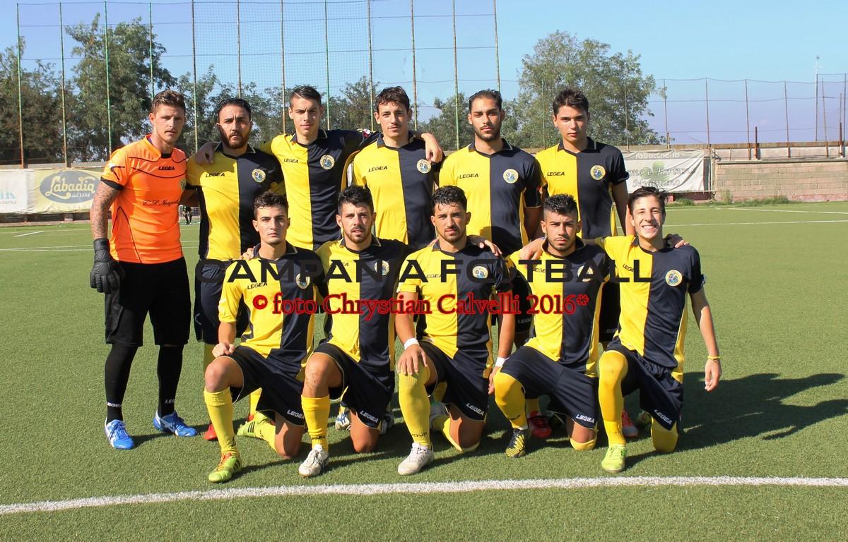 Neapolis- Pimonte finisce in parità 1-1
