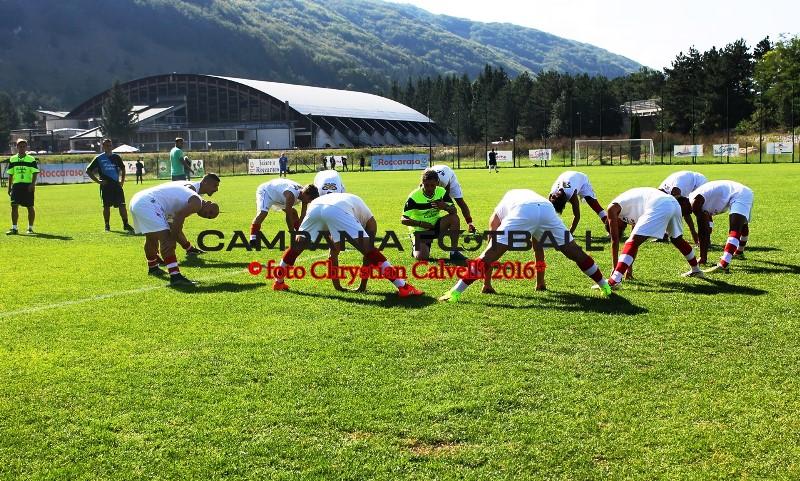 FOTOGALLERY: 2016 Procida – Venafro pre match