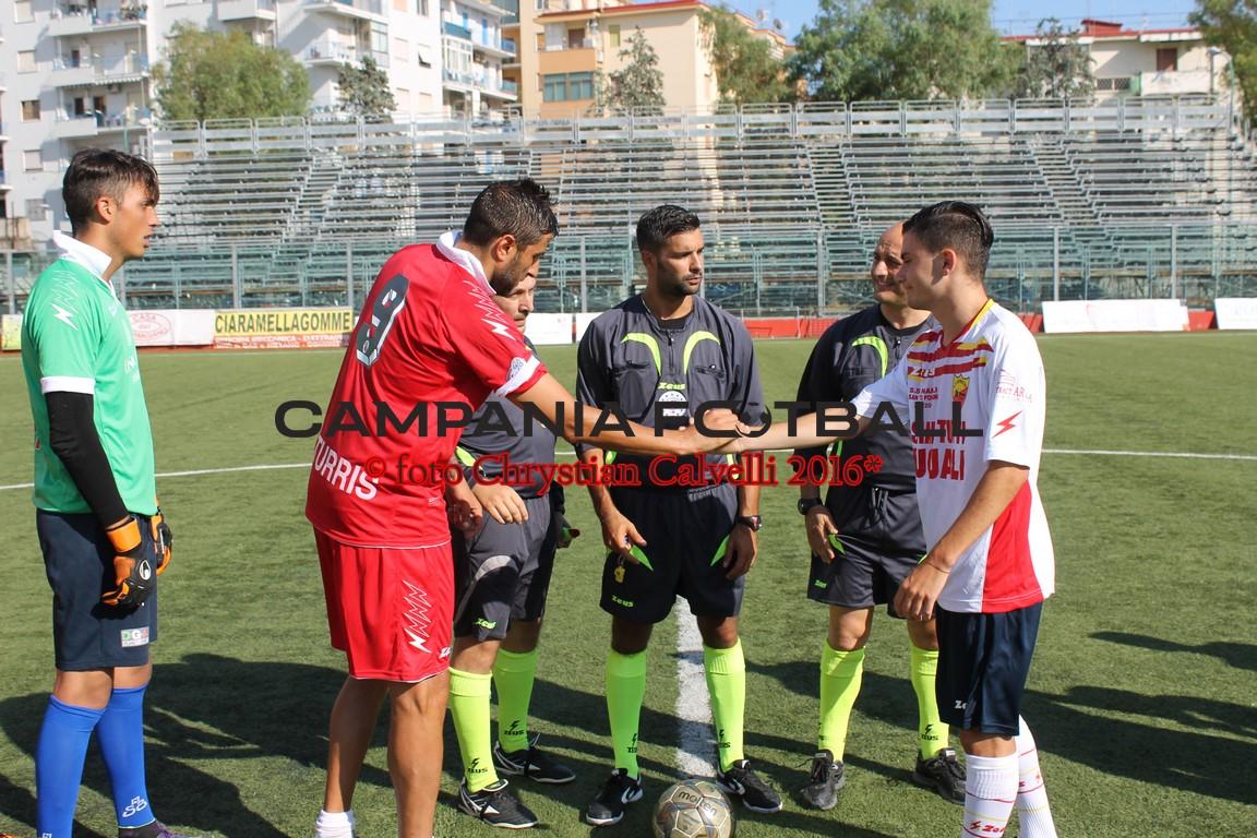 In gol la coppia Tarallo – Picci, di Vanacore il gol illusorio dei costieri