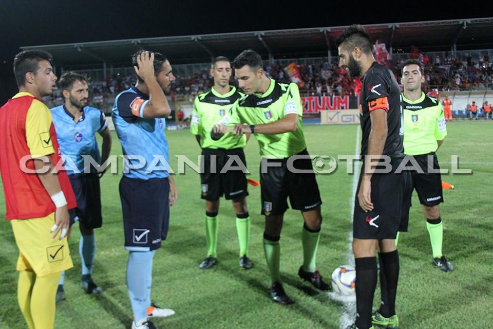 Foto, Coppa Italia Serie D: Agropoli-Nocerina 0-5