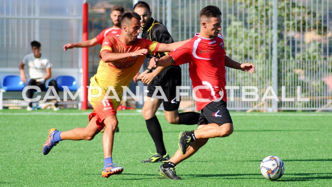FOTO | Nocerina-Equipe Campania 2-2: la fotogallery
