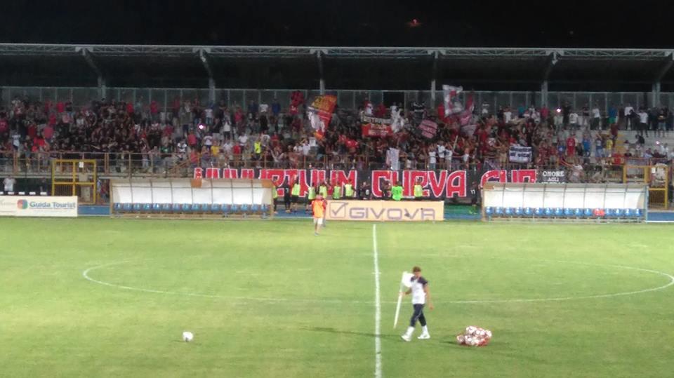 Coppa Italia Serie D: cinquina della Nocerina al Guariglia