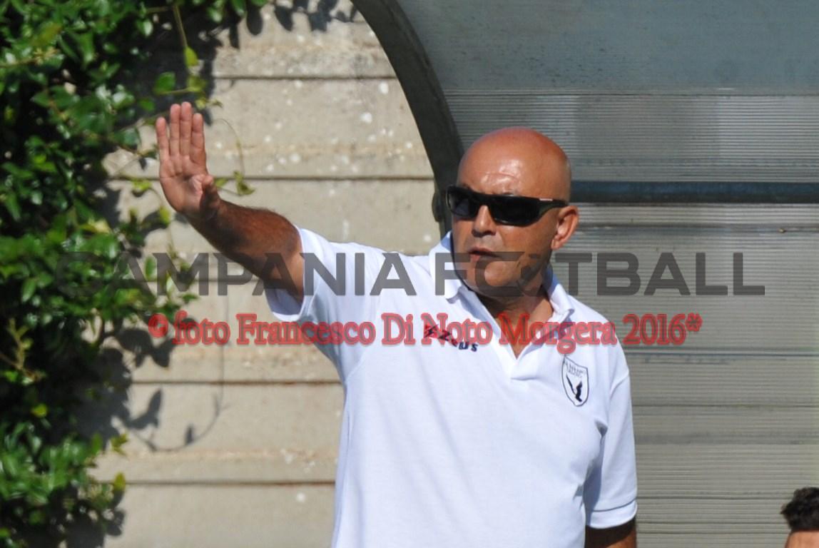 Barano Calcio: intervista  a fine gara a mister Monti e mister Altobelli