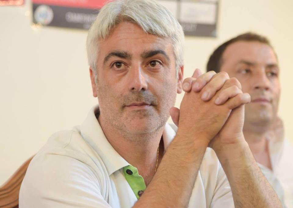"""Patron Giugliano, ultimatum """"social"""" a Baratto: """"Se non vince a Cava è esonerato"""""""