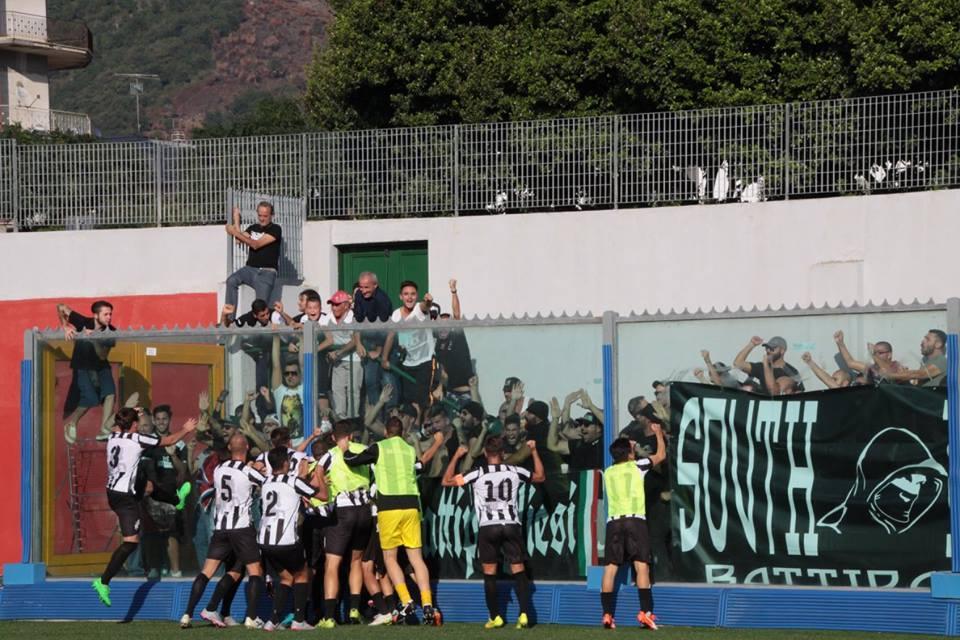 """La Battipagliese si difende: """"La società sangiorgese conosceva il numero dei nostri tifosi"""""""