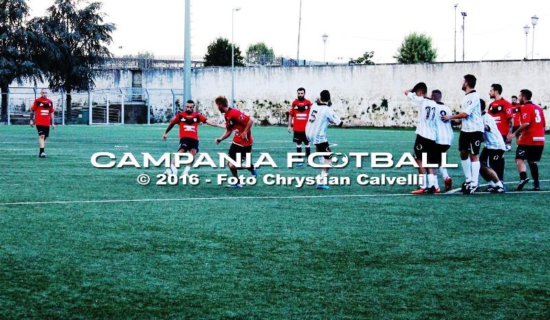 Amichevole | Comprensorio Casalnuovese 5-1 Sanita' Calcio