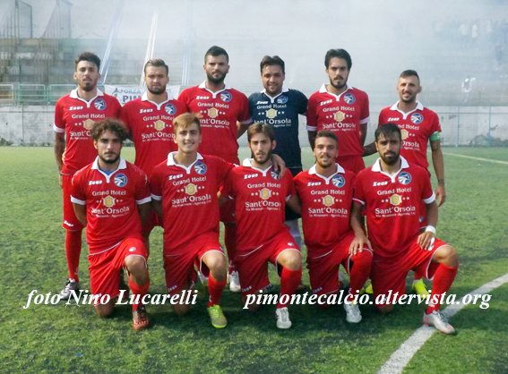 Eccellenza Girone A: esordio amaro per il Pimonte