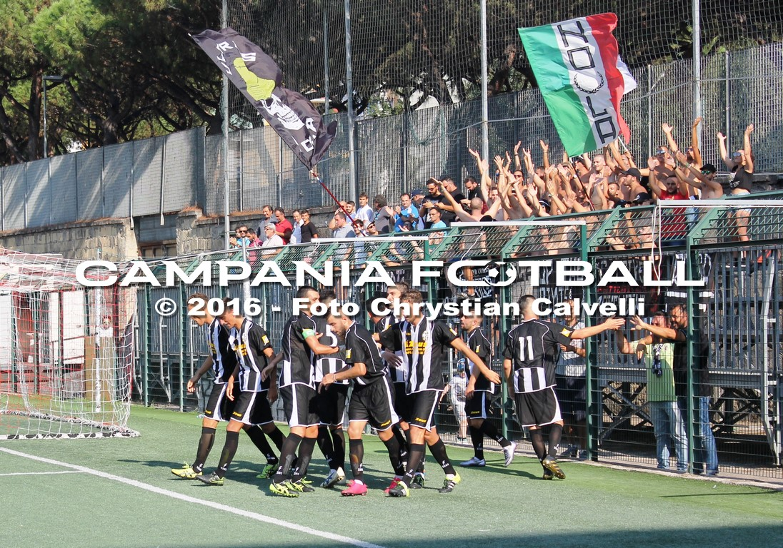 Fotogallery: Stasia 1945 0-2 Nola 1925 Coppa Italia
