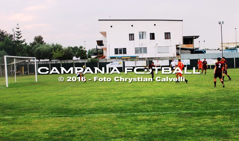 AMICHEVOLI: Olimpia Casalnuovo 2-1 Ercolanese 1924 [juniores]