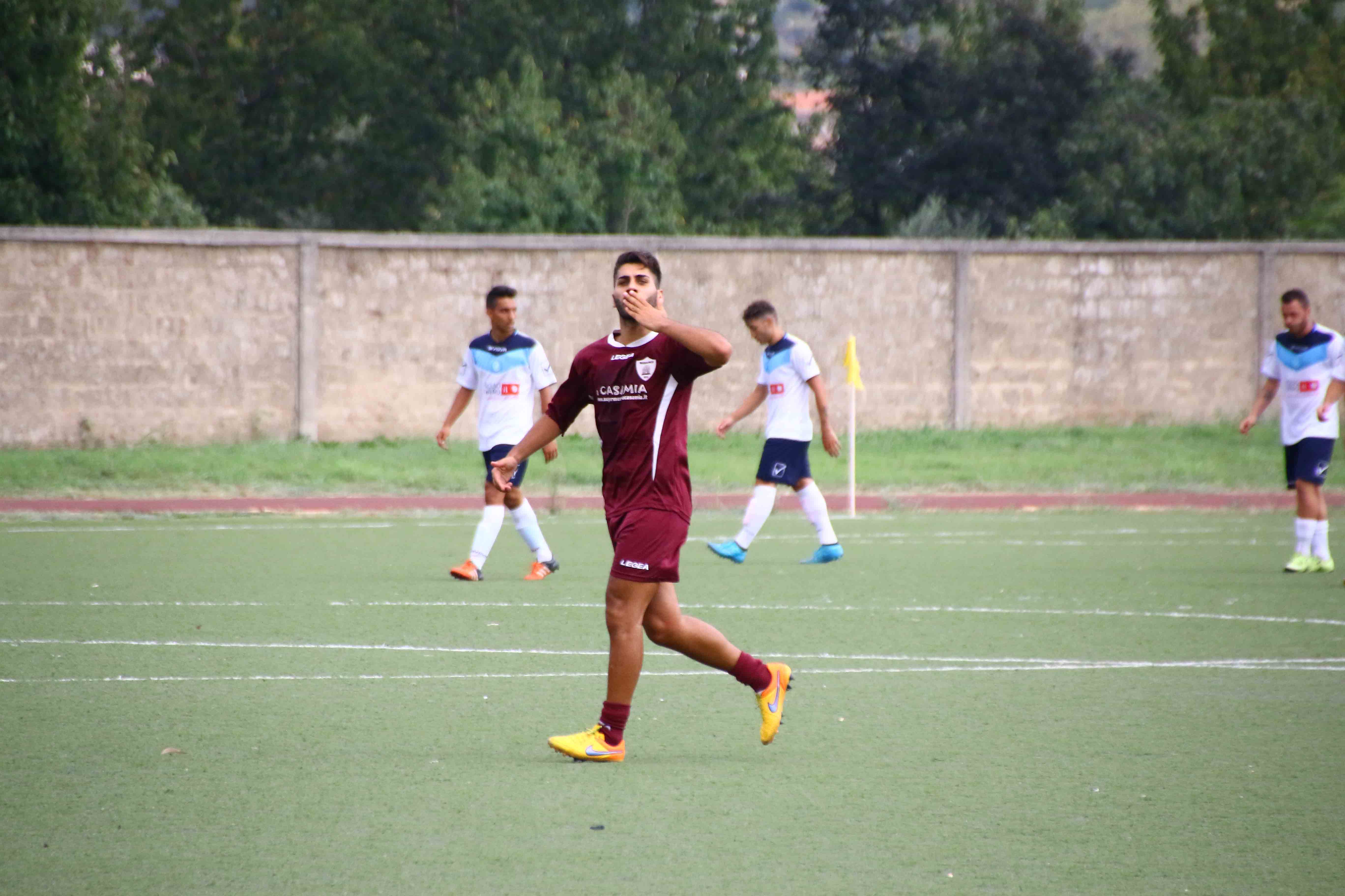 Coppa Italia Dilettanti: 1-1 al Torre tra Maddalonese e Real Albanova