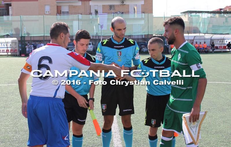 FOTOGALLERY: Rinascita Sangiovannese 4-0 S. Maria la Carità