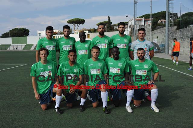 Promozione gir B:  Il San Giuseppe beffa l'Afro-Napoli pareggiando in pieno recupero