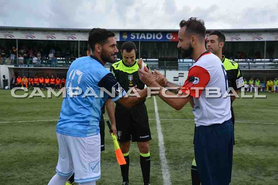 [FOTO], Serie D Girone H: Gelbison – Agropoli 1-2