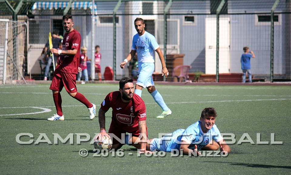 [FOTO] Eccellenza Girone A: San Giorgio – Portici 2-1