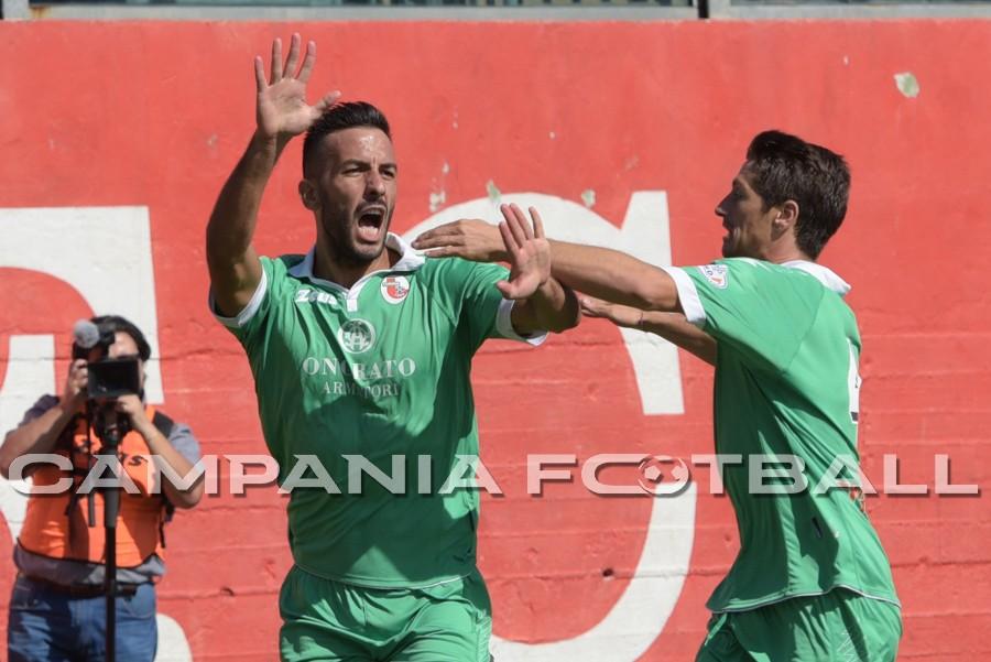 [FOTO] Serie D Girone I, Turris – Castrovillari 2-1