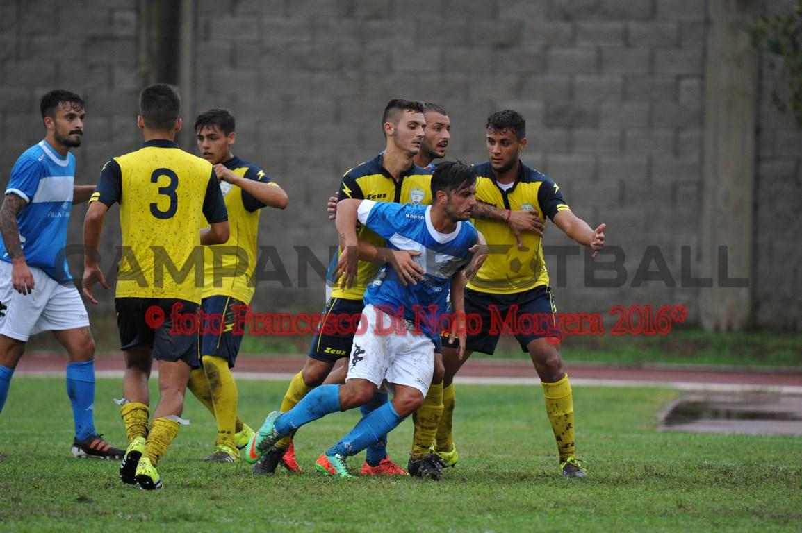Promozione Girone B, Sibilla Bacoli-Virtus Ottaviano: risultato live