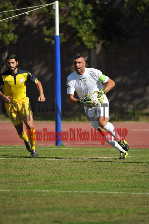 Coppa Italia, l'Afragolese vince anche a Ischia e passa il turno