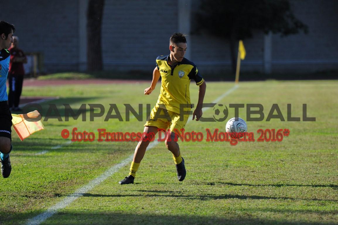 Promozione girone B:Nuova Ischia senza limiti, sei gol alla Rinascita Sangiovannese