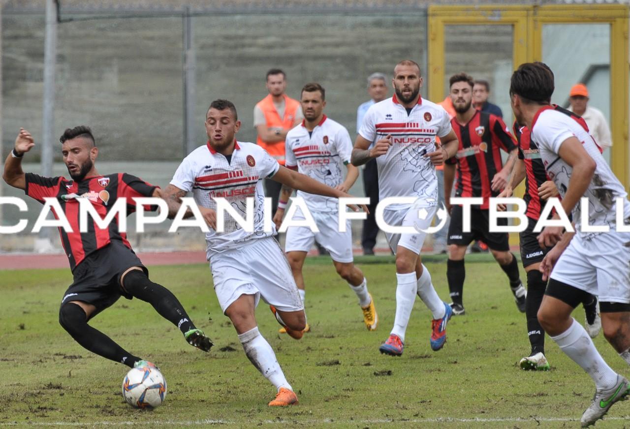 Serie D girone H: Campania felix con Nocerina, Herculaneum e Gelbison