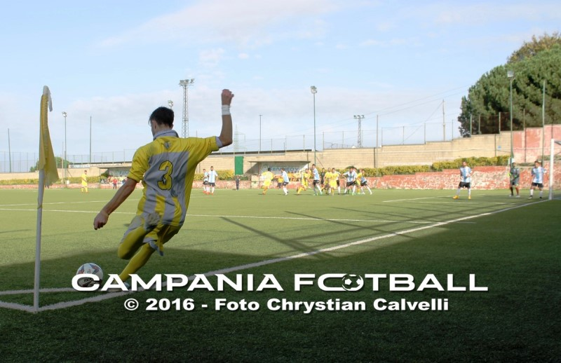 FOTO | Eccellenza girone A | Neapolis CS 0-1 Mariglianese