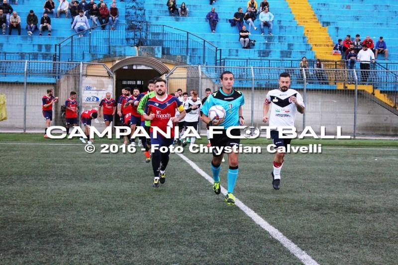 Comprensorio Casalnuovese 2-2 S. Sebastiano FC