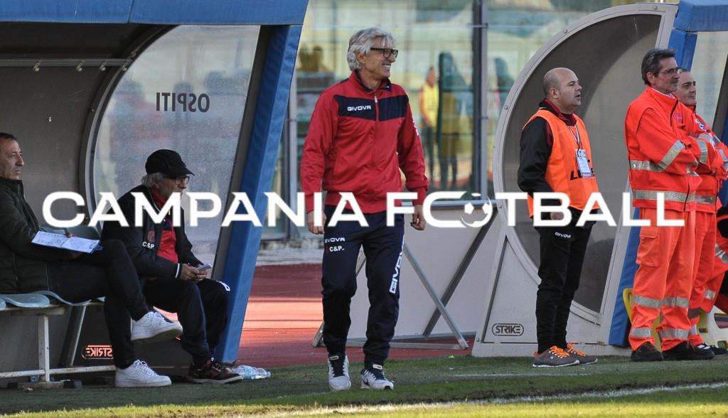"""SERIE D GIRONE H, NOCERINA-FRANCAVILLA 0-0 LAZIC soddisfatto: """"Pari prezioso"""""""