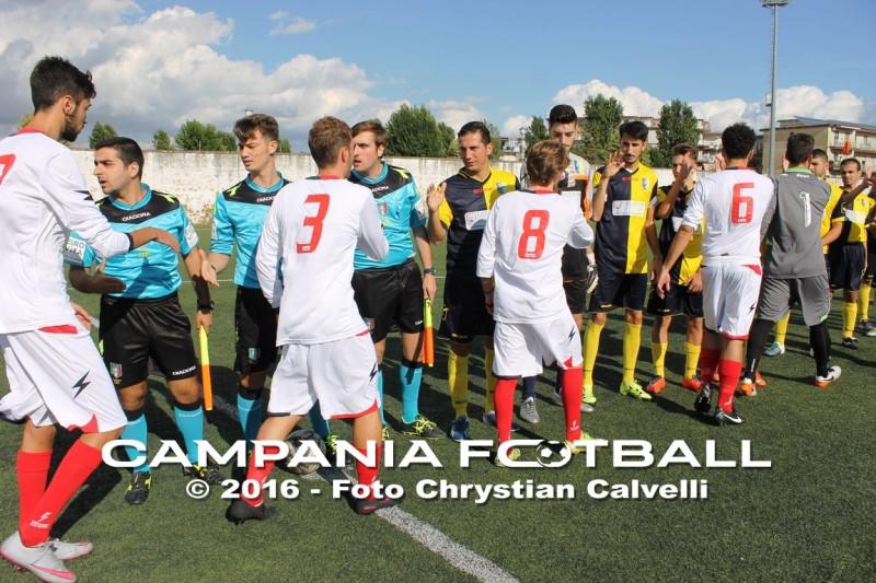 Coppa Italia: Sorrento nel catino di Cervinara, l'Afragolese prova la rimonta