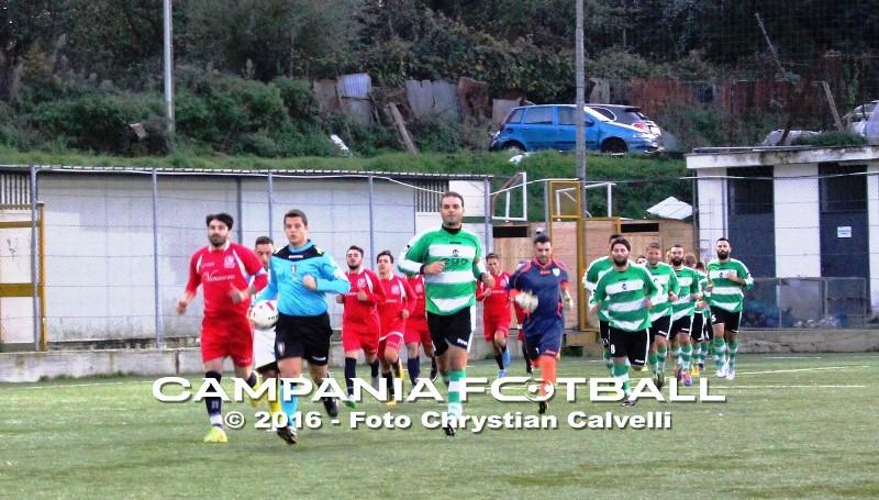 Coppa Campania 1° Categoria | Plajanum Chiaiano 0-3 Cardito