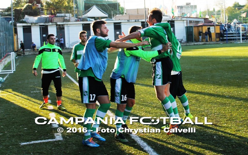 1° Categoria girone E | Plajanum Chiaiano 1-0 Maued S. Pietro