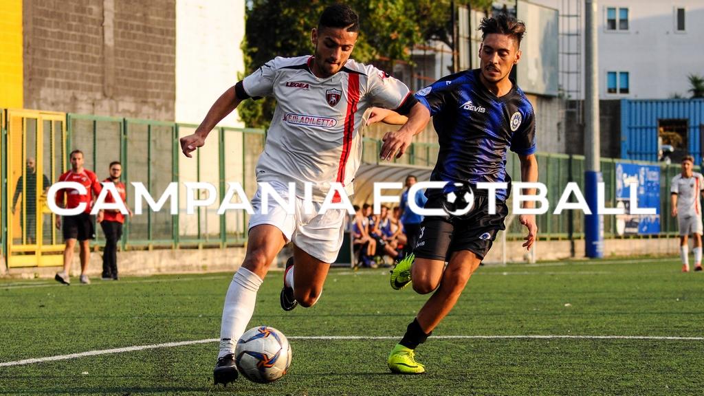 FOTO | Juniores, Nocerina-Gladiator 2-2: la fotogallery
