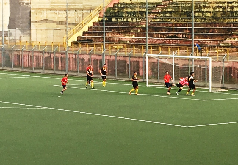 Coppa Campania: Virtus S. Antonio Abate 3-1 Athletic Poggiomarino