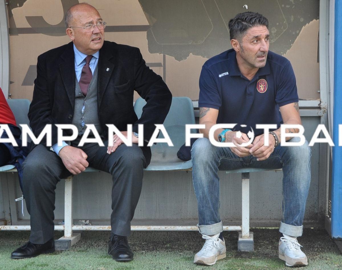 Serie D Girone H, Giudice Sportivo: 2 turni di squalifica al tecnico Pirozzi del Potenza
