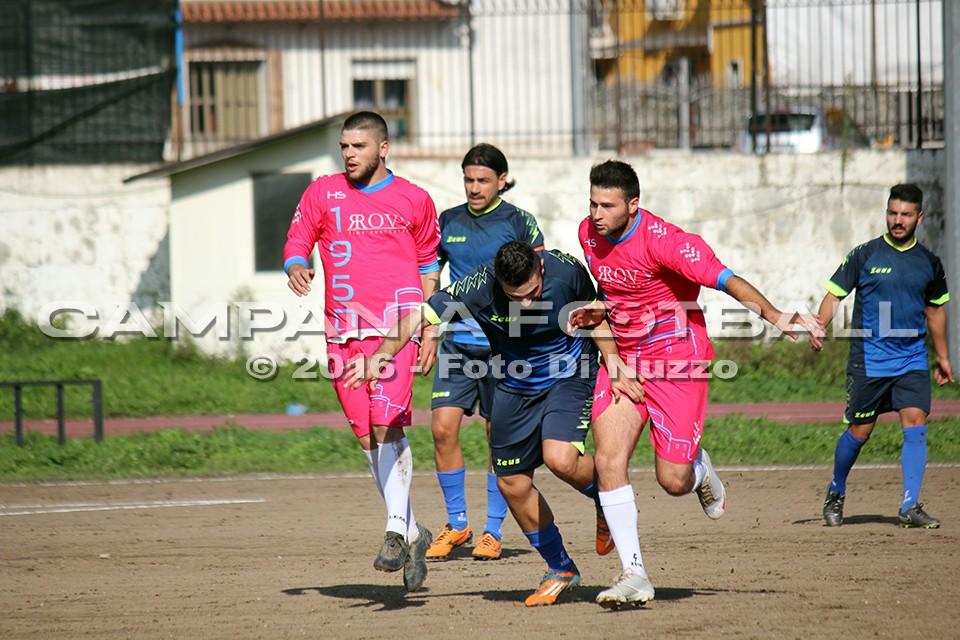 FOTO | Prima Categoria Girone B: Montesarchio – Pol. Volturno 1-2