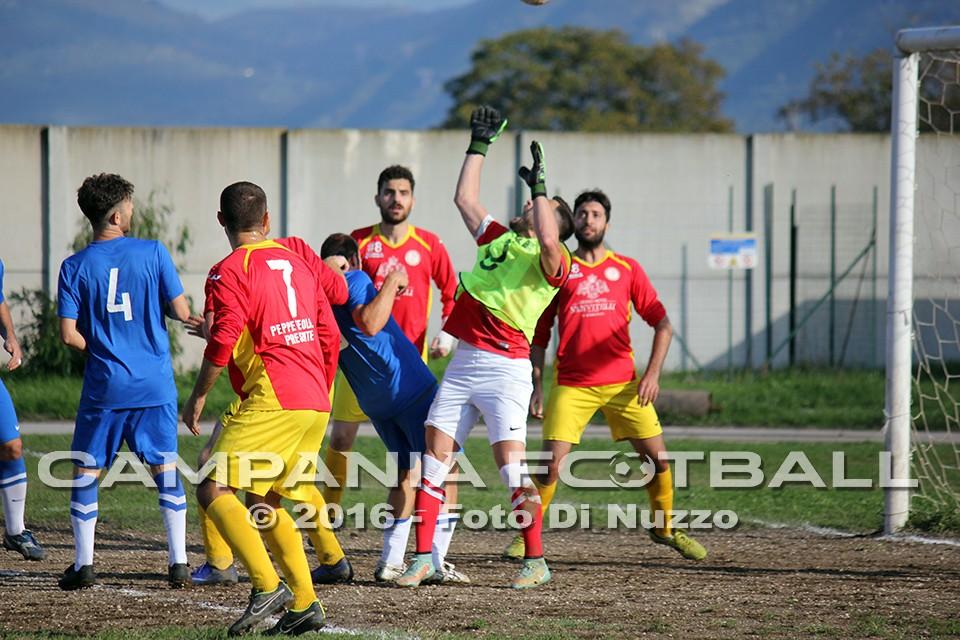 FOTO | Prima Categoria Girone B: S. Marco Evangelista – Puglianello 1-1