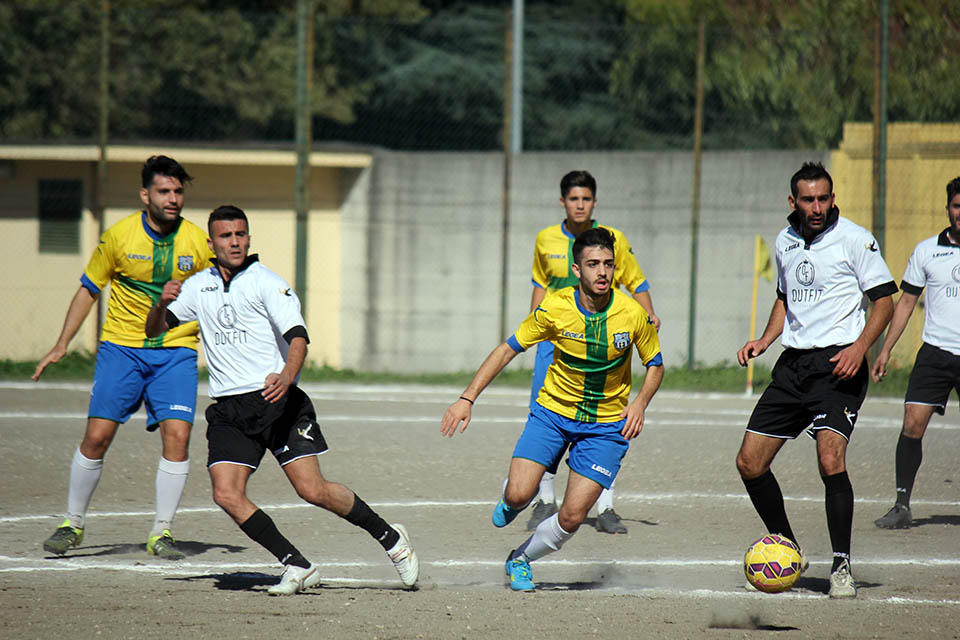 Promozione girone B: Mons Prochyta spaventoso, La Rossa fa girare la testa allo Stasia