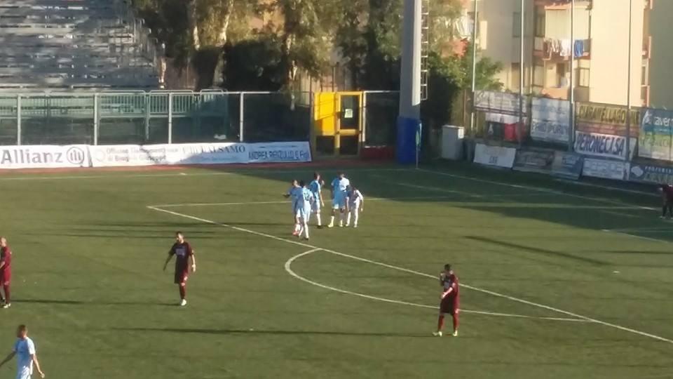 Ritorna il sorriso in casa Portici: 2-0 al Mondragone