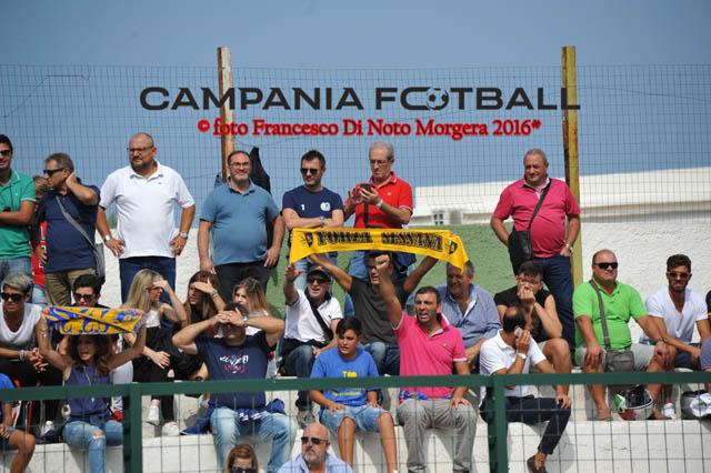 La Sessana inguaia il Real Albanova, decide un gol di Grieco