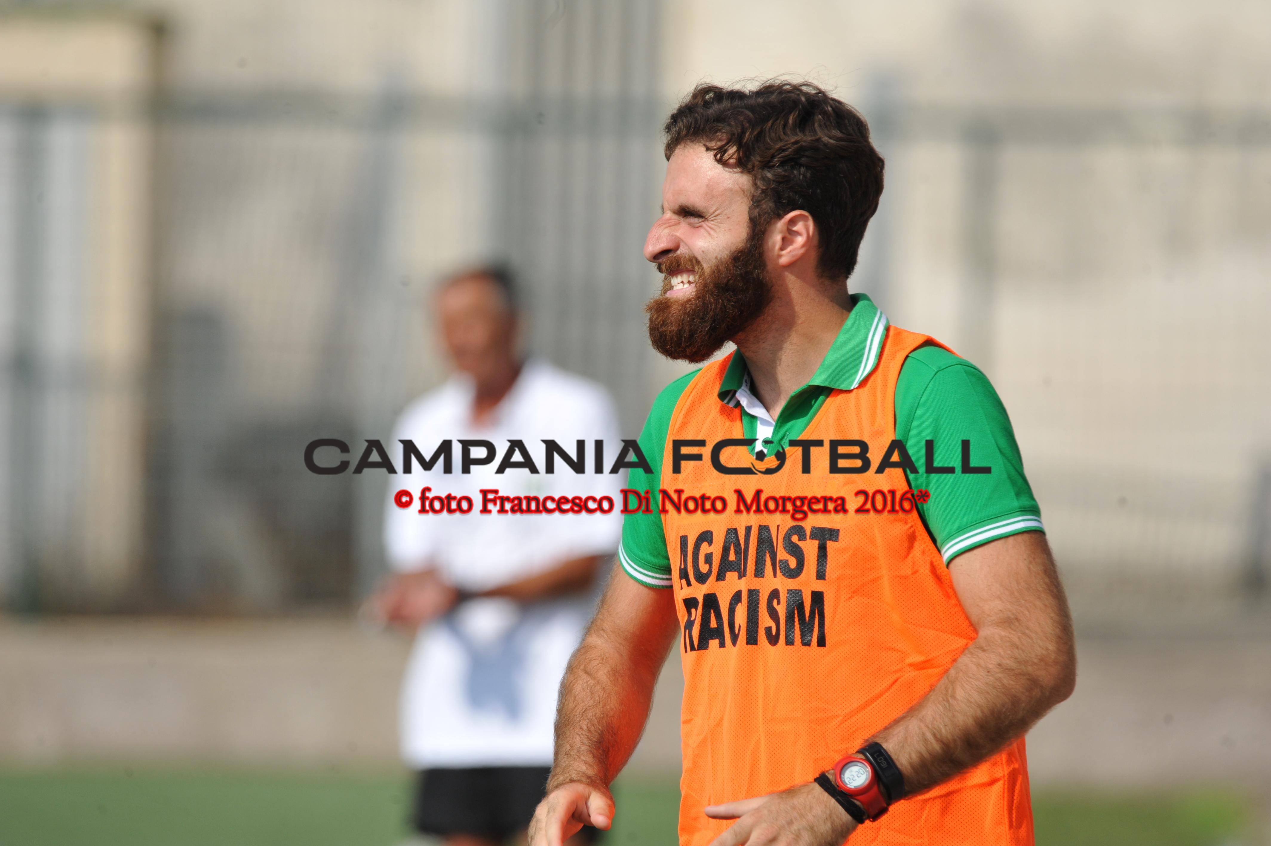 Promozione gir B: Pareggio in rimonta per l'Afro-Napoli United, che sorride con un acuto di Sica