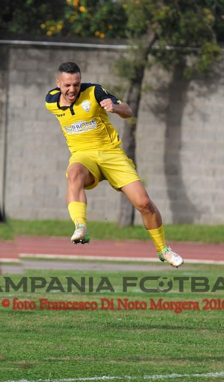 Promozione gir B: Nuova Ischia, non basta Arcobelli: 1-1 con il Mons Prochyta