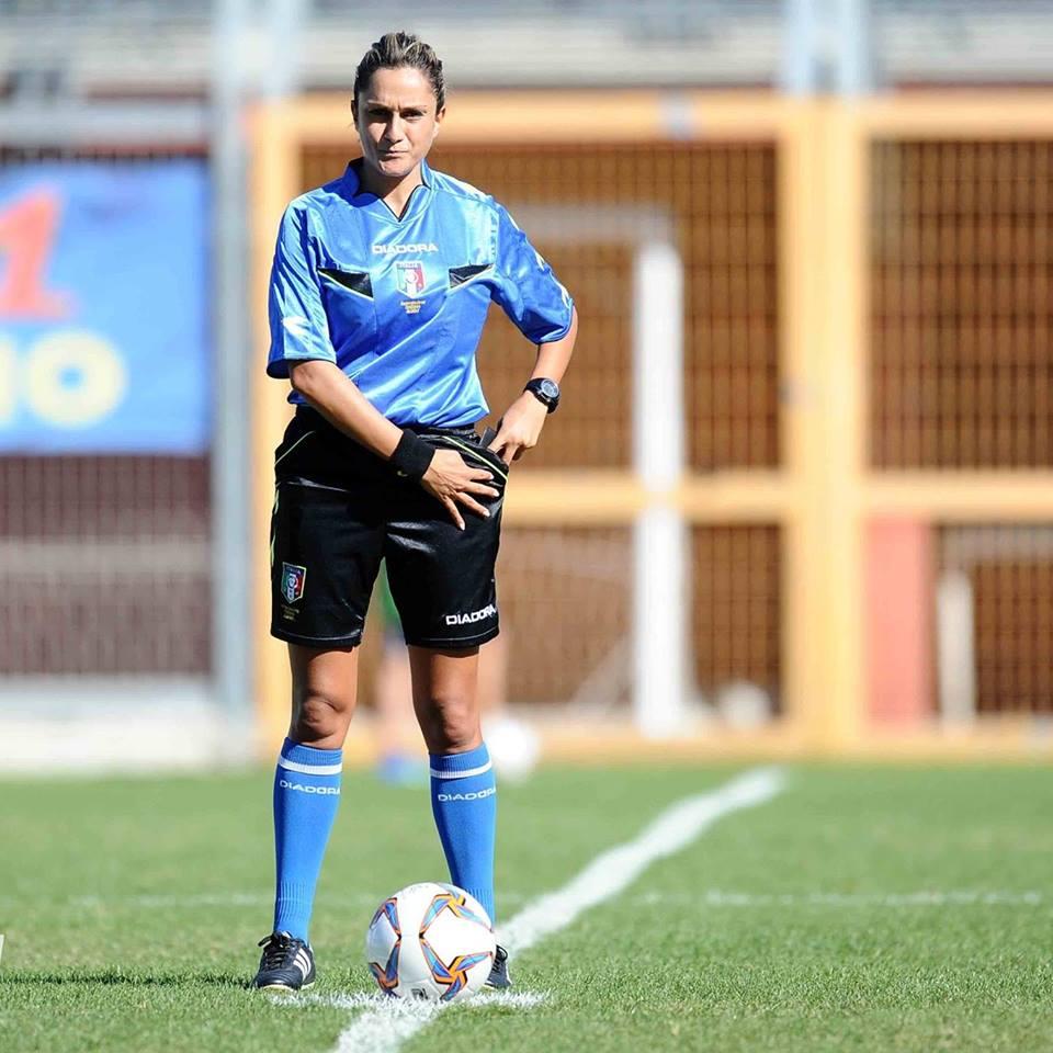 Serie D, Turris – Gladiator: dirige l'internazionale Maria Marotta