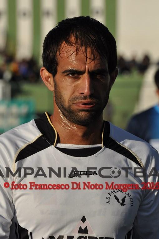 Eccellenza gir A. Real Forio vs Barano  le interviste a fine gara