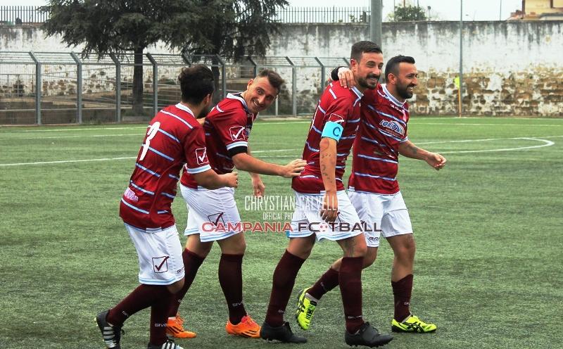 FOTO | 1° Categoria girone E | Comprensorio Casalnuovese 3-0 Cardito