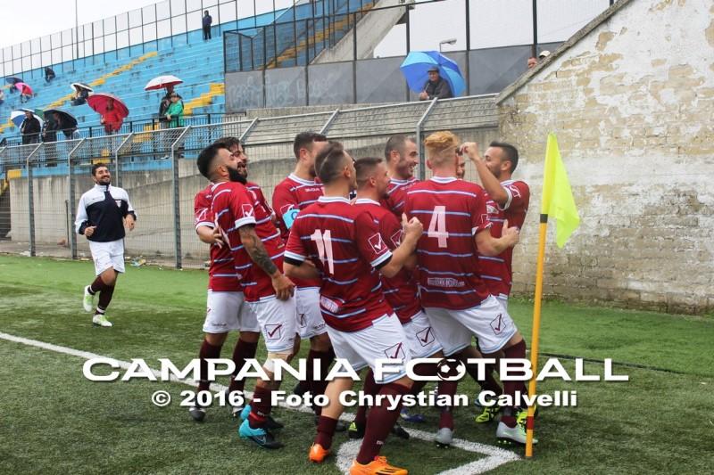 1° Categoria girone A | Comprensorio Casalnuovese 3-0 Cardito