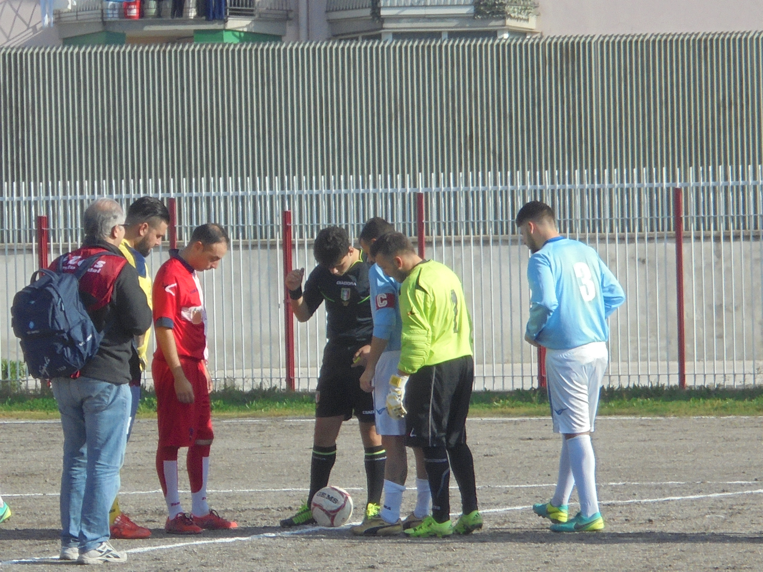 PONTICELLI vs SANITA CALCIO 1 – 0